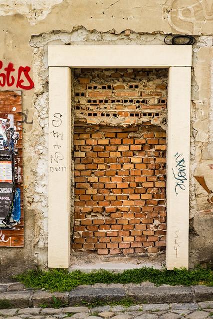 Doors (?) Of Bratislava No. 5