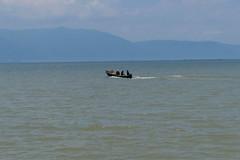 Boat at Biwako
