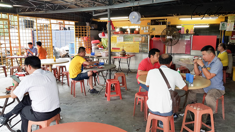 Segambut Fried chicken Rice (5)