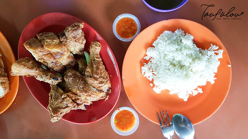 Segambut Fried chicken Rice (4)