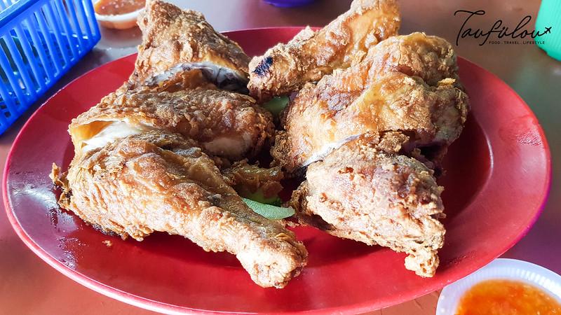 Segambut Fried chicken Rice (1)
