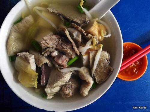 Mixed Pork Soup