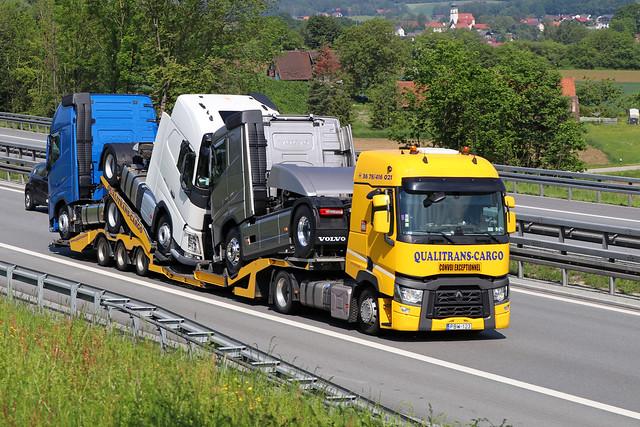 Renault T / Qualitrans-Cargo