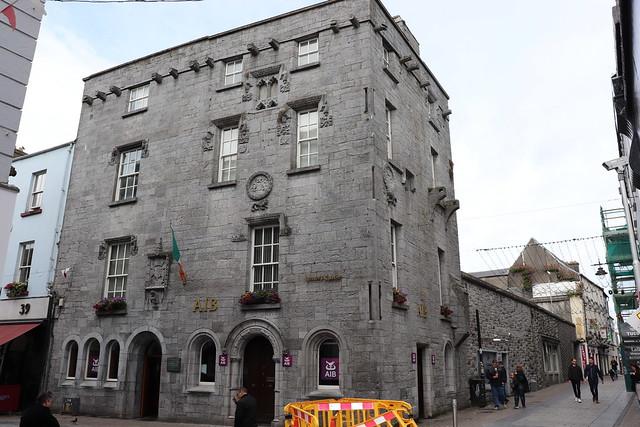 Castillo de Galway