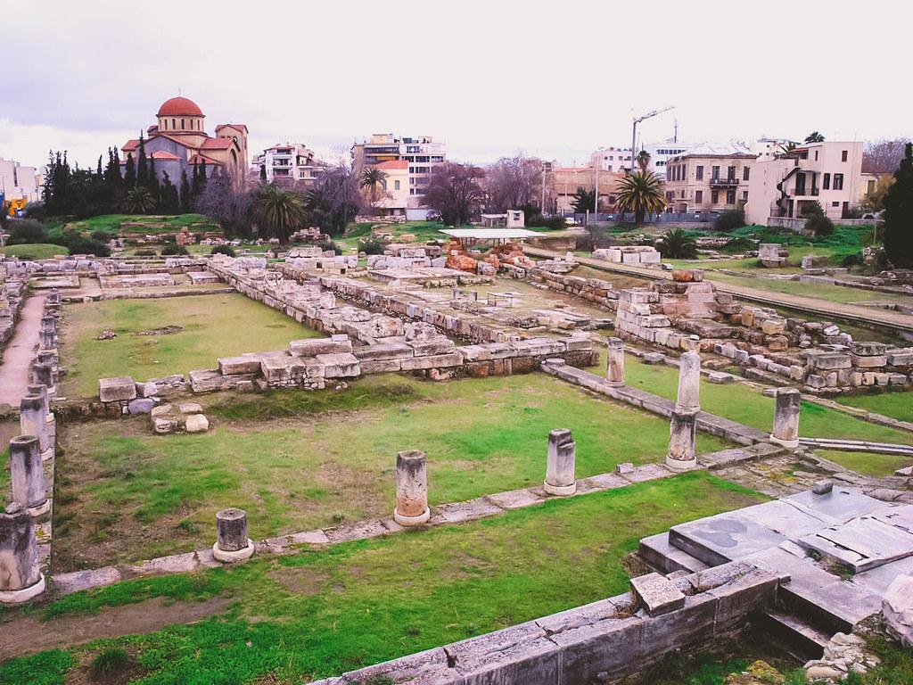Rincones de Atenas   Kerameikos, ¿Qué ver en Atenas (Grecia)?   ClickTrip