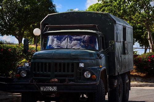 carrcentraldecuba lastunas cuba hdr truck canon eos6d 24105mm
