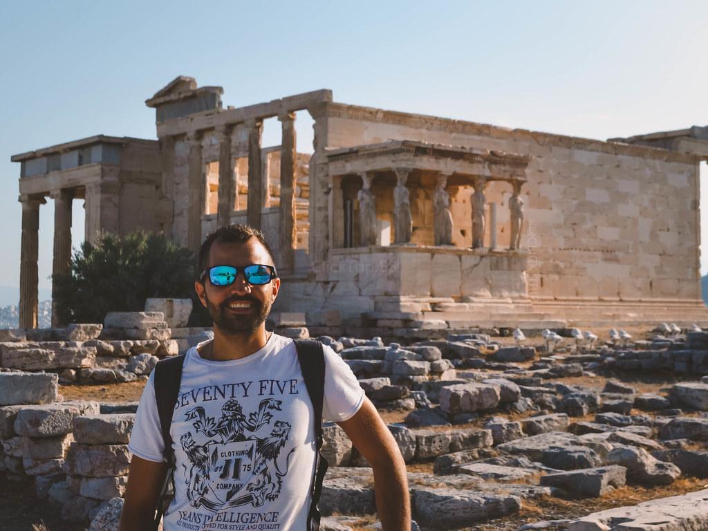 · Erecteion, Acrópolis de Atenas · ¿Qué ver en Atenas? · Ruta por Grecia ·
