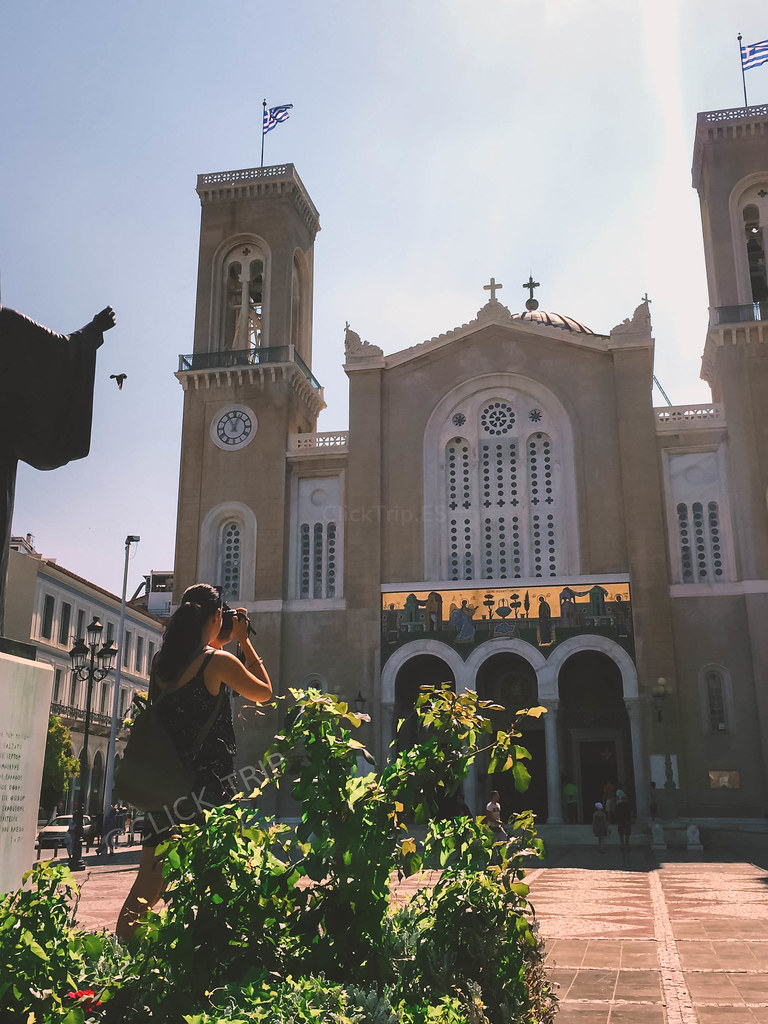 · Catedral Católica de Atenas · Grecia · ¿Qué ver en Grecia? · ClickTrip ·