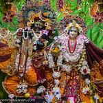 ISKCON Vrindavan Deity Darshan 22 June 2019