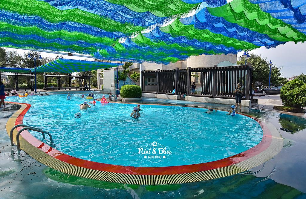 大安濱海樂園游泳池暨大安濱海旅客服務中心201902