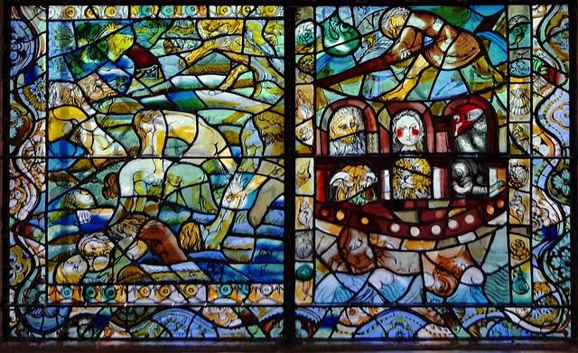 Reims Chapelle