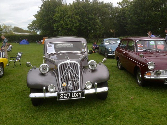 1954 Citroen Traction Avant 1.9Litre