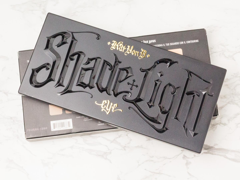 Is het Kat Von D Shade + Light Eye Contour Palette het geld waard?