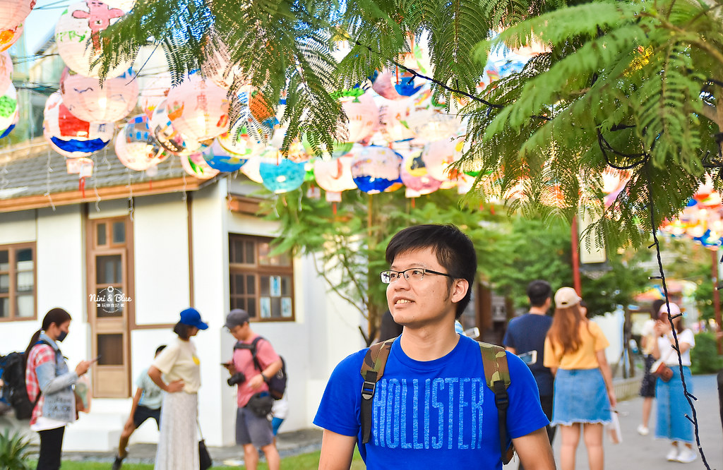 彰化鹿港燈籠 桂花巷 老街景點07
