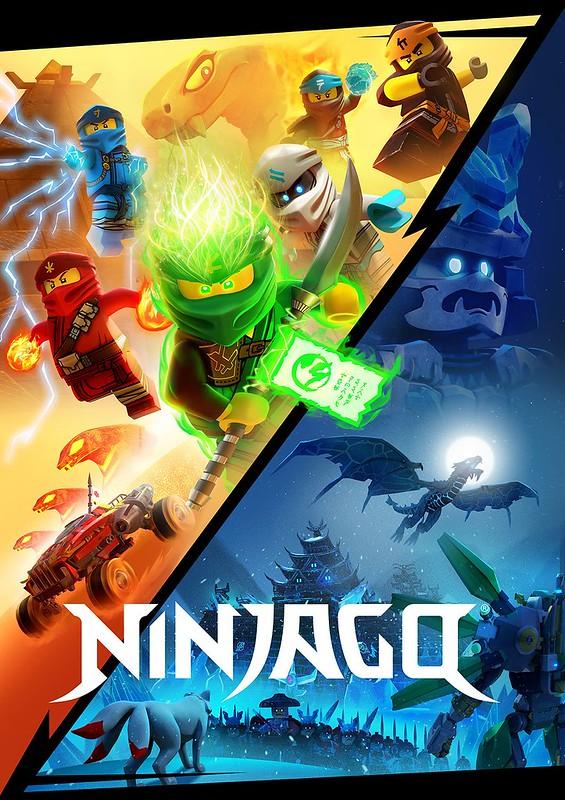 LEGO NINJAGO S11 Poster