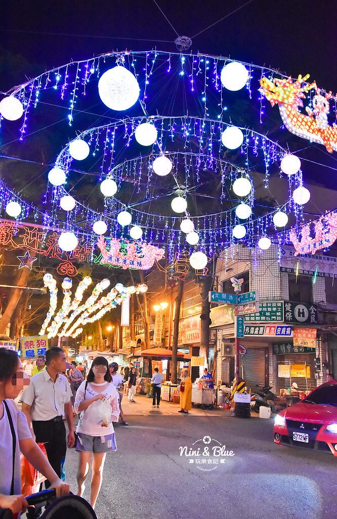 彰化鹿港燈籠 桂花巷 老街景點15