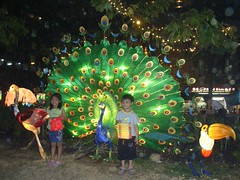 38 Singapore; Chinatown, Moon Festival 2006