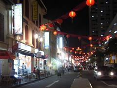43 Singapore; Chinatown, Moon Festival 2006