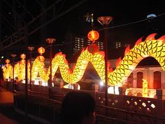 46 Singapore; Chinatown, Moon Festival 2006