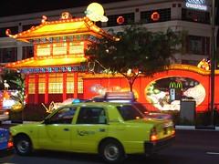 39 Singapore; Chinatown, Moon Festival 2006