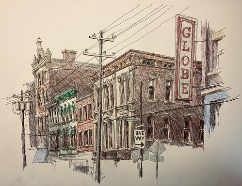 Elm St, Cincinnati