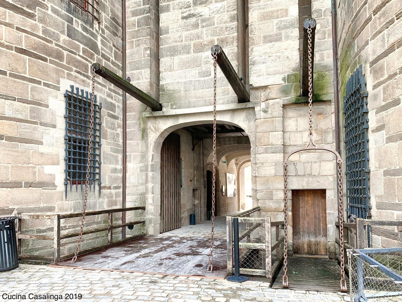 Nantes - Chatea de ducs - Tor