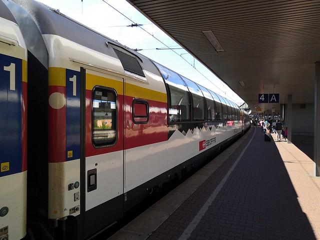 SBB Panoramawagen