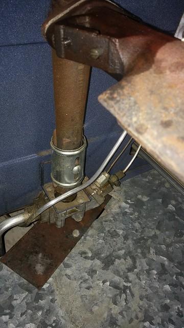 Oven safety valve.