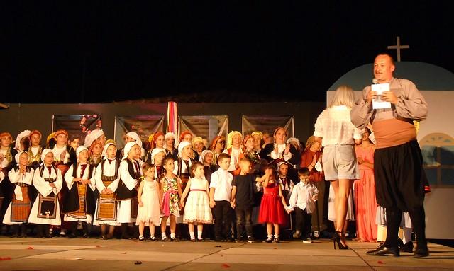 Ετήσια μουσικοχορευτική παράσταση του συλλόγου «Αγερμός»