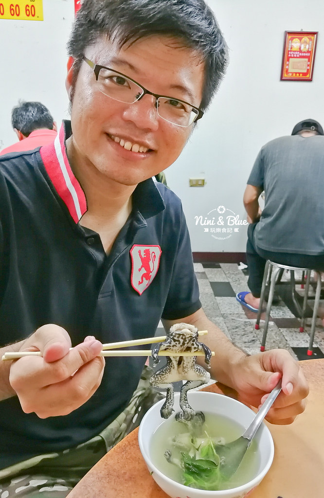 雲林北港美食 一郎土魠魚羹 青蛙湯 豬腳飯 朝天宮12