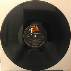 SANDEE:NOTICE ME(RECORD SIDE-A)