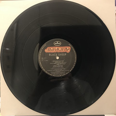 BLACK SHEEP:NORTH SOUTH EAST WEST(RECORD SIDE-B)