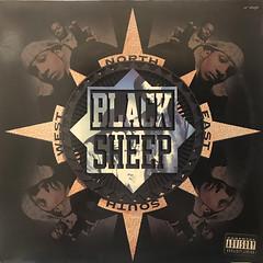 BLACK SHEEP:NORTH SOUTH EAST WEST(JACKET A)