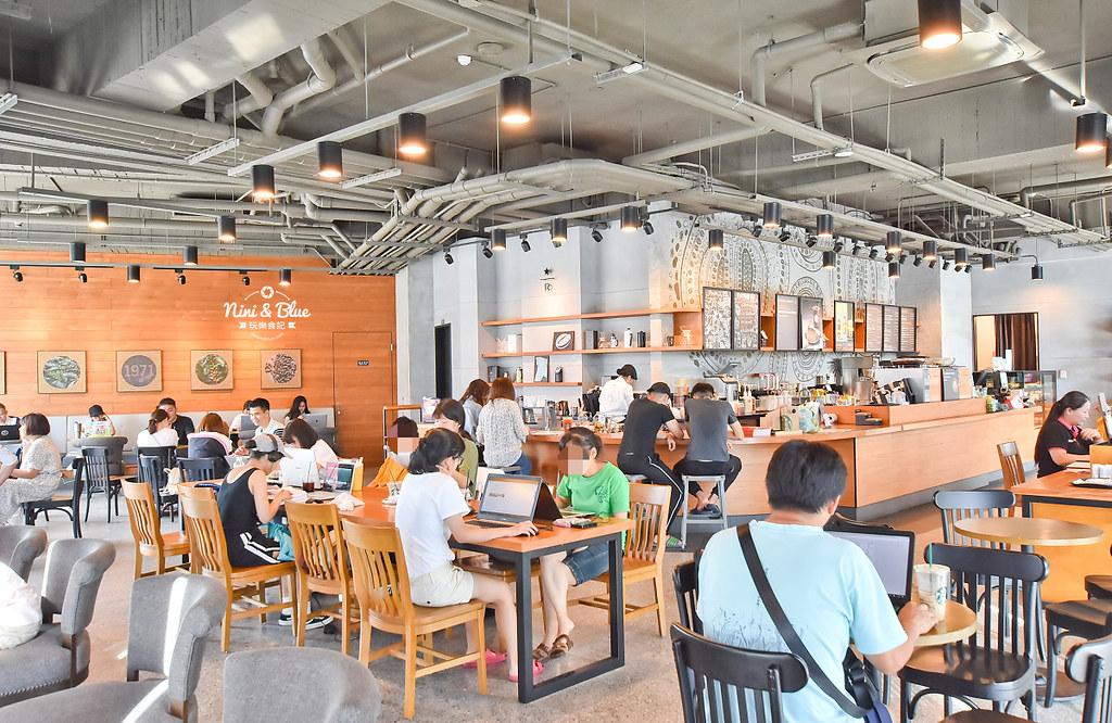 嘉義景點 星巴克 典藏咖啡門市10