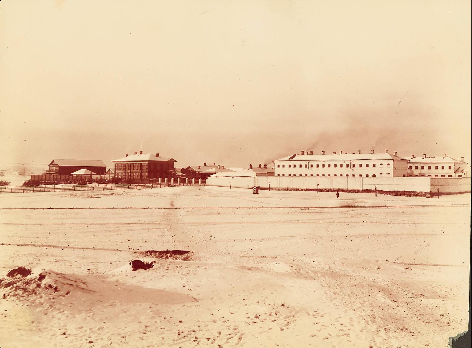 Красноярская тюрьма