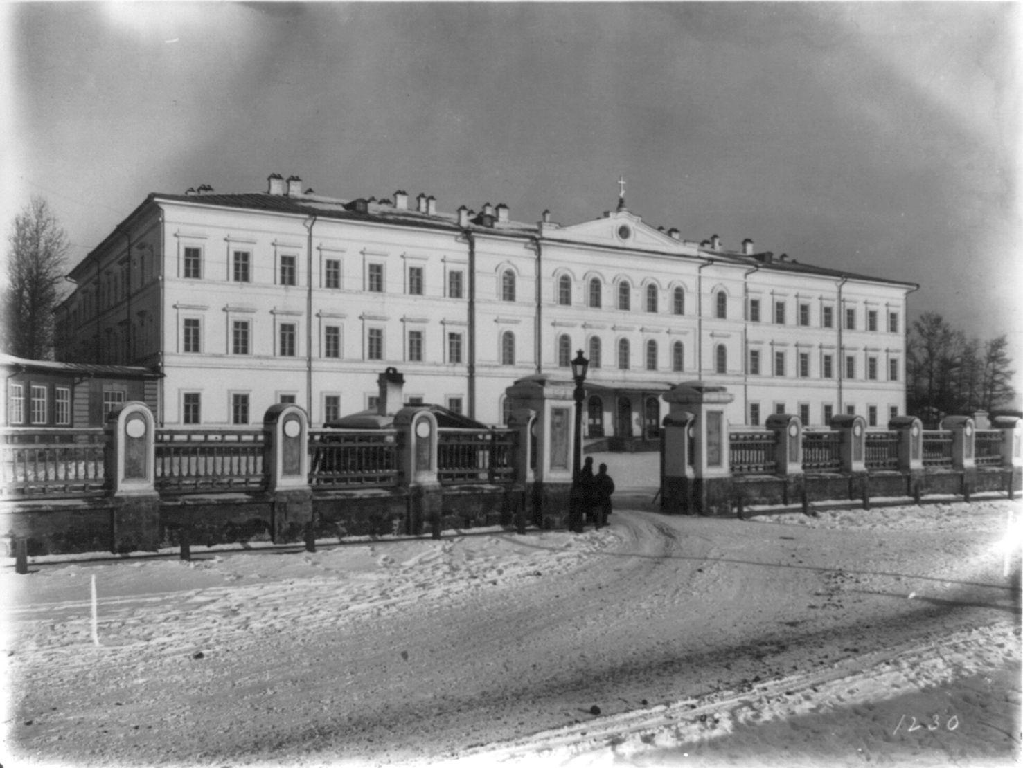 Иркутск. Институт благородных девиц1
