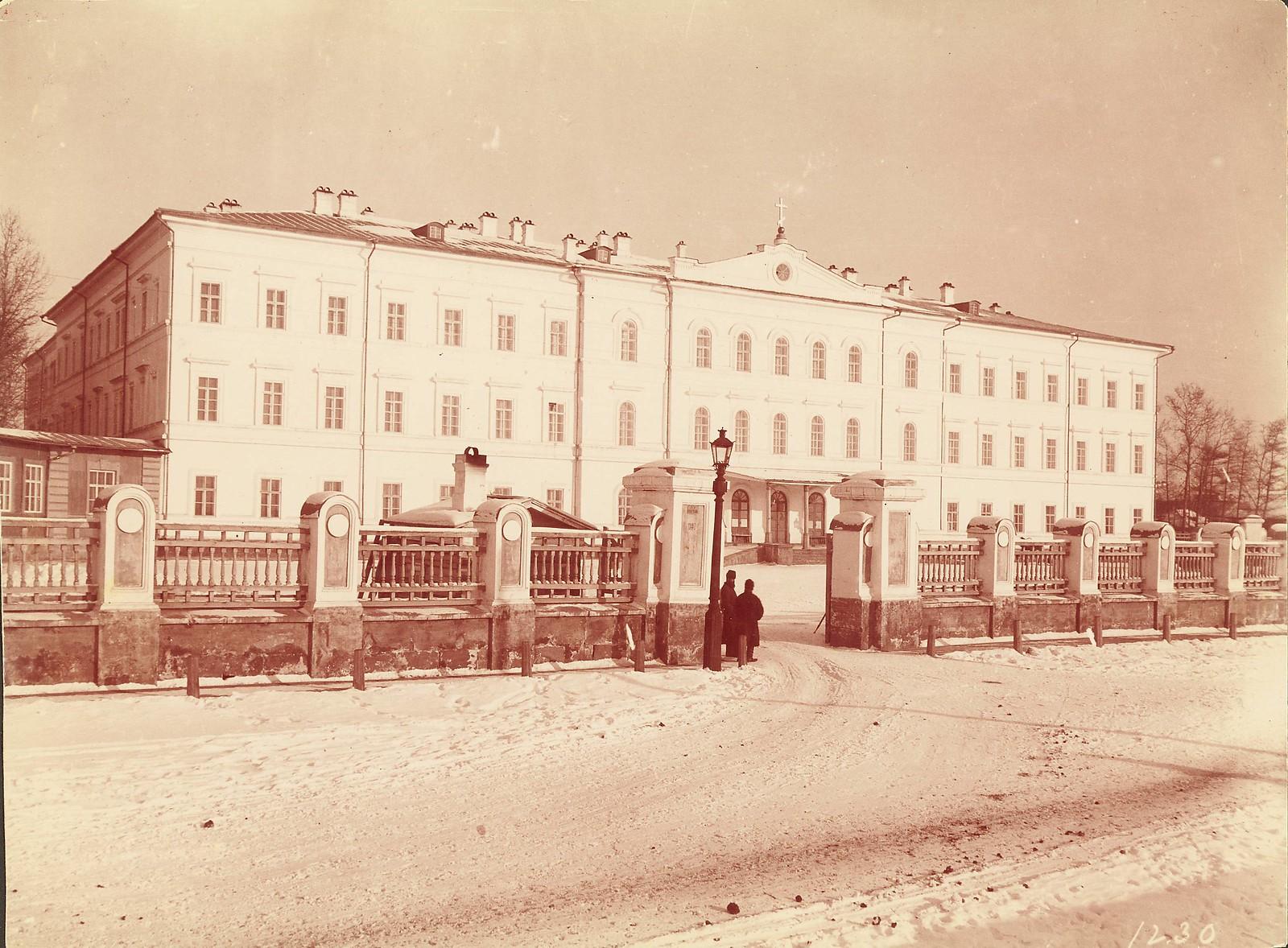 Иркутск. Институт благородных девиц