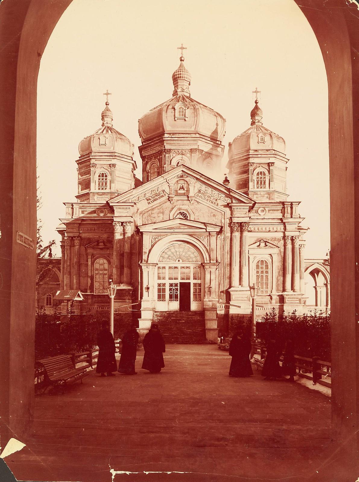 Иркутск. Воскресенский монастырь