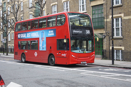 Abellio London 2434 SN61CYU