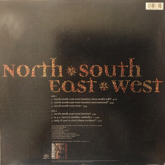 BLACK SHEEP:NORTH SOUTH EAST WEST(JACKET B)