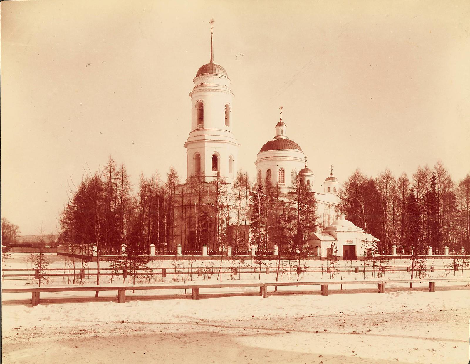 Иркутск. Успенская церковь