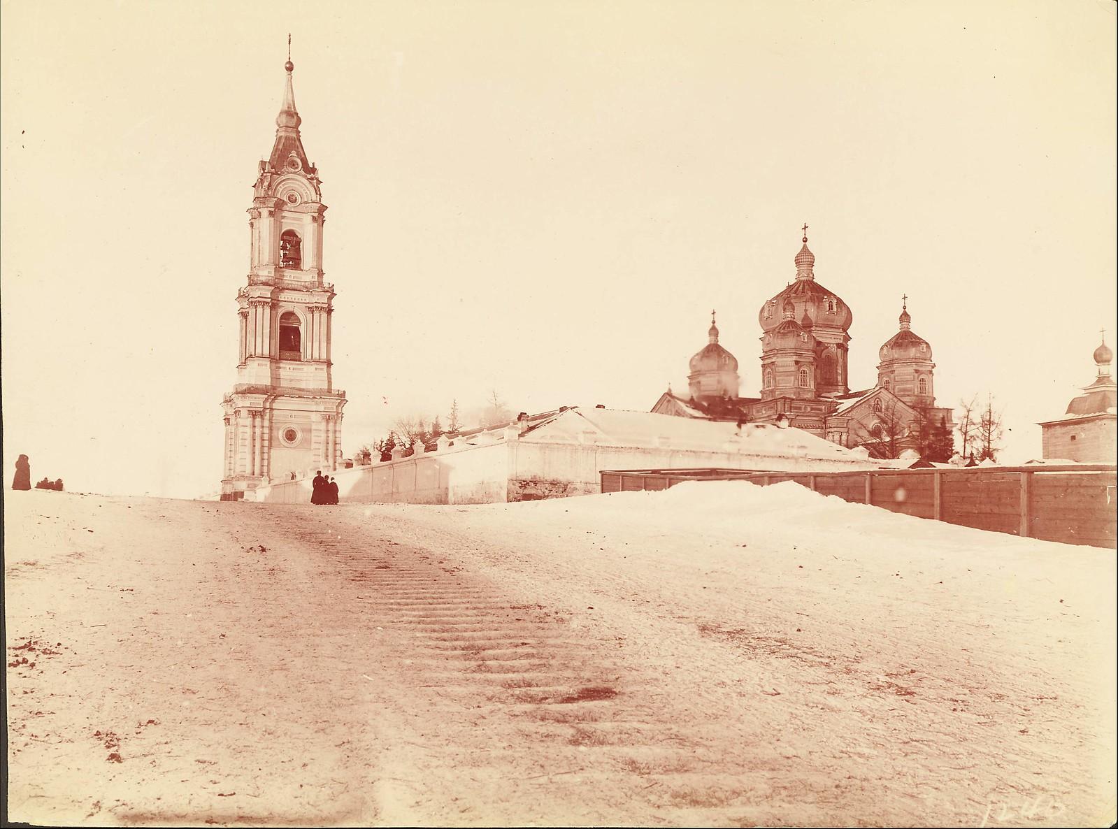 Иркутск. Вознесенский монастырь