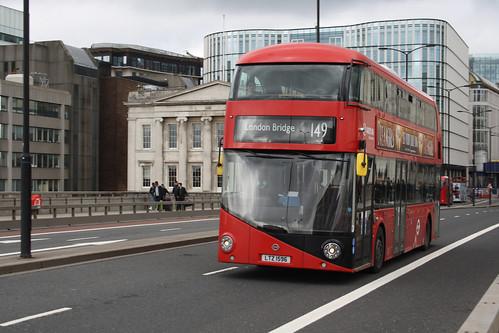 Arriva London LT596 LTZ1596