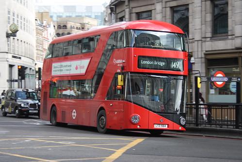Arriva London LT564 LTZ1564