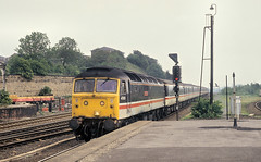 Diverted Cross Country Service At Kirkgate (Michael McNicholas)