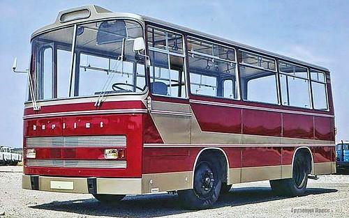 Autobús Berliet