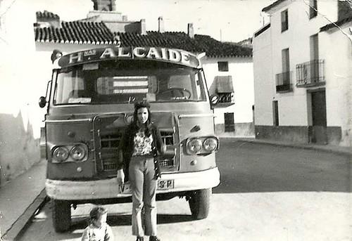 Camió Nazar germans Alcaide València