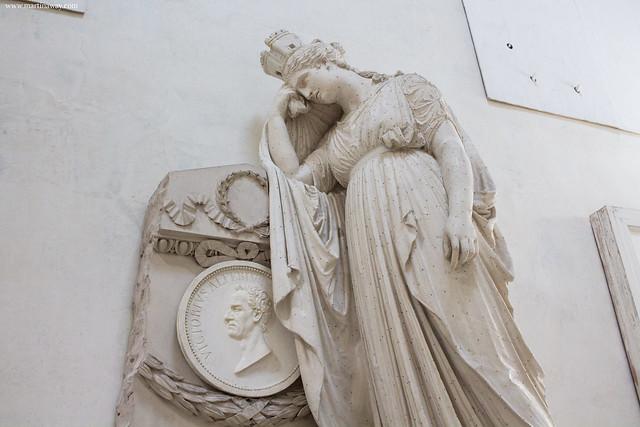 Gypsotheca Museo Canoviano: Monumento Funerario di Antonio Alfieri