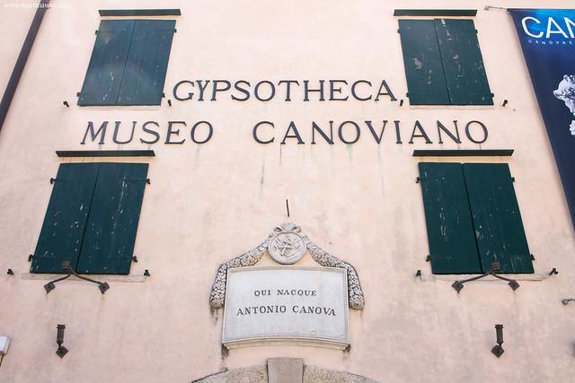 Gypsotheca Museo Canoviano a Possagno