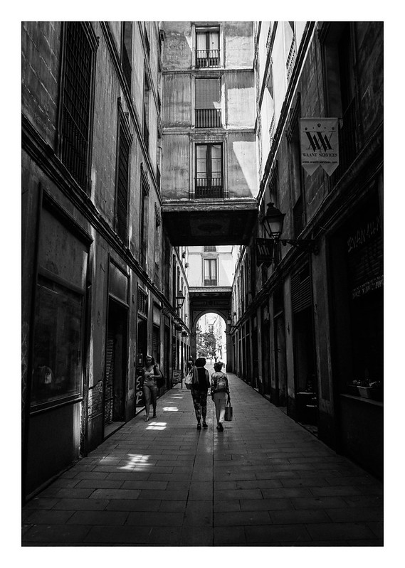 FILM - Somewhere in Barcelona